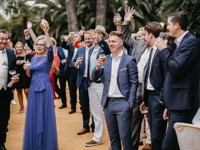 La boda de José Luis y Kelly en Santiponce, Sevilla 68
