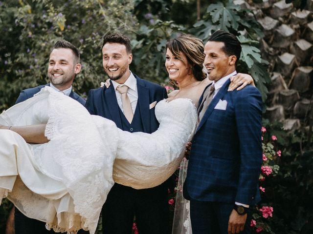 La boda de José Luis y Kelly en Santiponce, Sevilla 71
