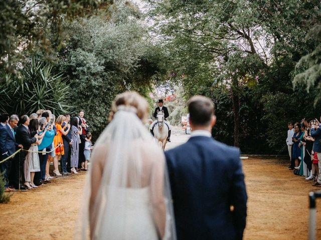 La boda de José Luis y Kelly en Santiponce, Sevilla 76