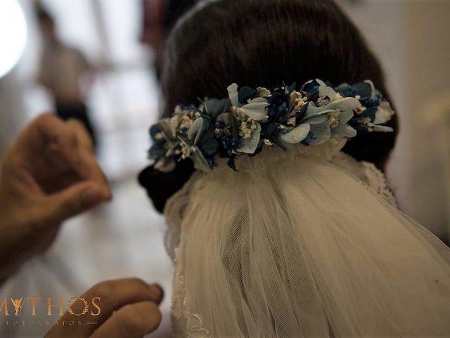 La boda de Juan Carlos y Eva Maria en Sevilla, Sevilla 11