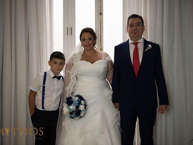 La boda de Juan Carlos y Eva Maria en Sevilla, Sevilla 14
