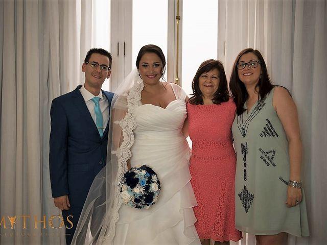 La boda de Juan Carlos y Eva Maria en Sevilla, Sevilla 15