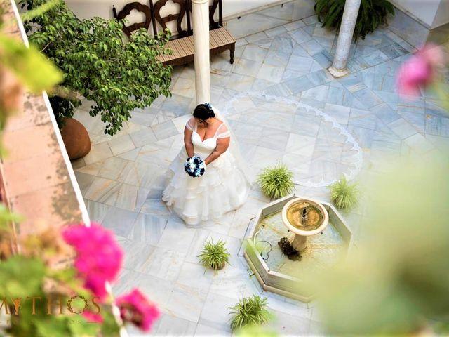 La boda de Juan Carlos y Eva Maria en Sevilla, Sevilla 18