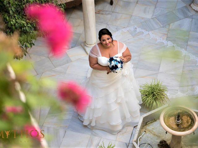 La boda de Juan Carlos y Eva Maria en Sevilla, Sevilla 19