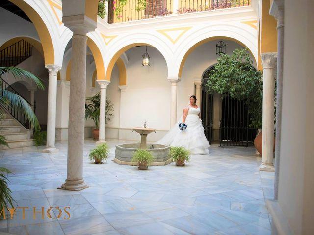 La boda de Juan Carlos y Eva Maria en Sevilla, Sevilla 20