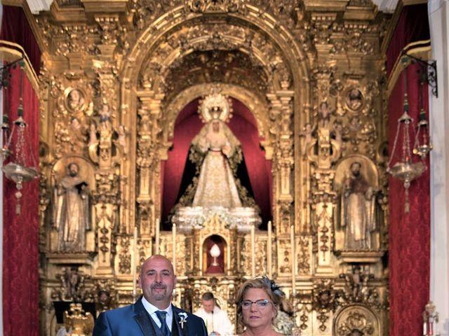 La boda de Juan Carlos y Eva Maria en Sevilla, Sevilla 21