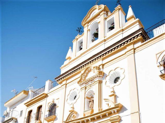 La boda de Juan Carlos y Eva Maria en Sevilla, Sevilla 22