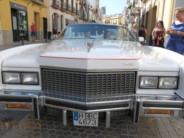 La boda de Juan Carlos y Eva Maria en Sevilla, Sevilla 23