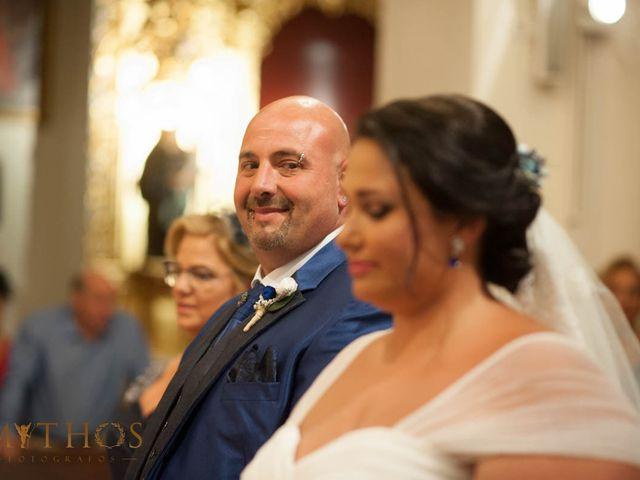 La boda de Juan Carlos y Eva Maria en Sevilla, Sevilla 27
