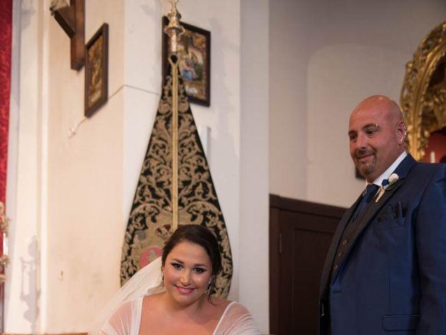 La boda de Juan Carlos y Eva Maria en Sevilla, Sevilla 30