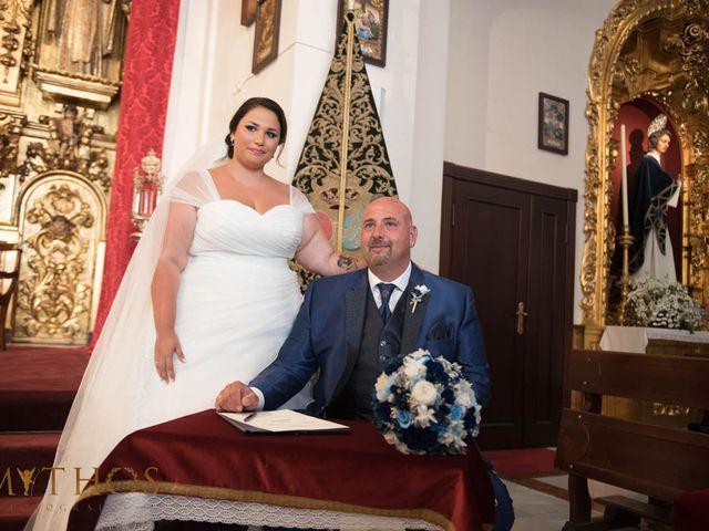 La boda de Juan Carlos y Eva Maria en Sevilla, Sevilla 31