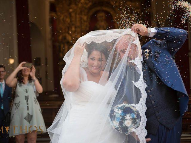 La boda de Juan Carlos y Eva Maria en Sevilla, Sevilla 34