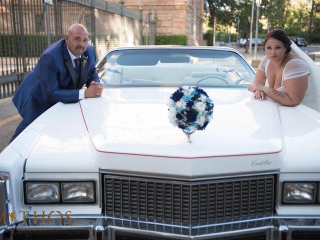 La boda de Juan Carlos y Eva Maria en Sevilla, Sevilla 39