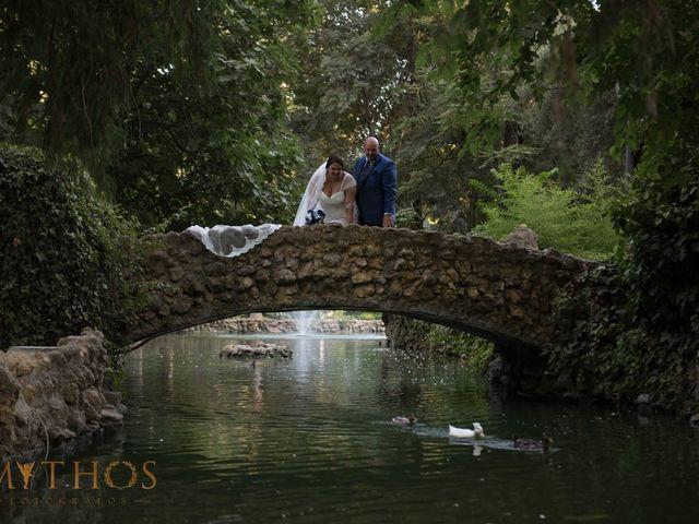 La boda de Juan Carlos y Eva Maria en Sevilla, Sevilla 40