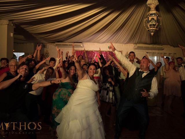 La boda de Juan Carlos y Eva Maria en Sevilla, Sevilla 48
