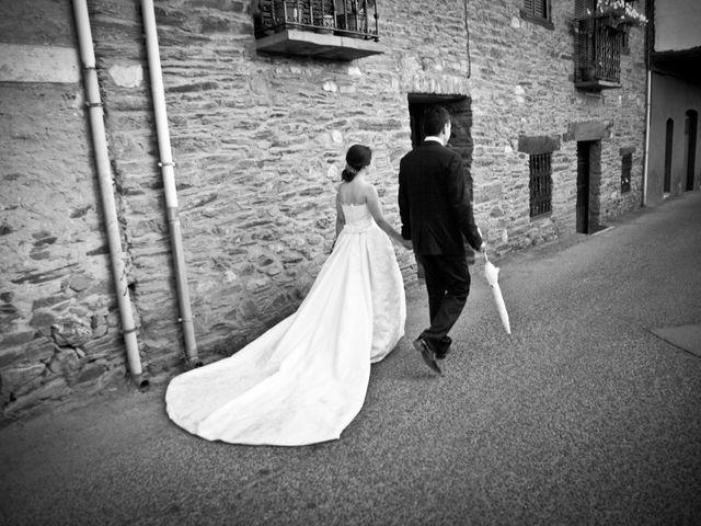 La boda de Jorge y M. Teresa  en Toral De Merayo, León 1
