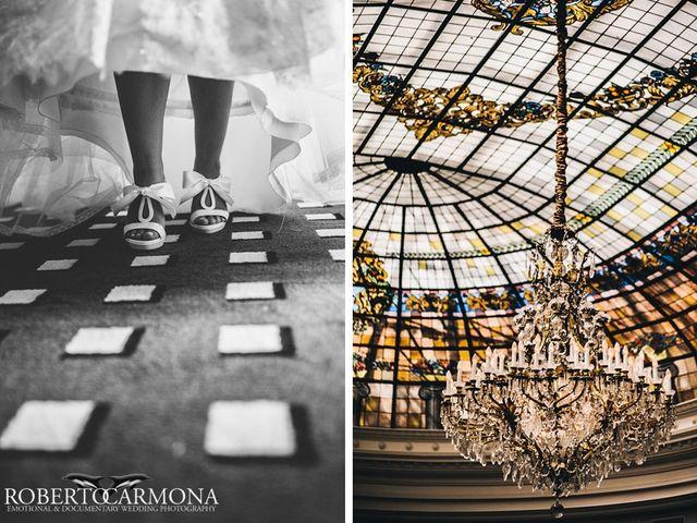 La boda de Roberto y Verónica  en Toledo, Toledo 9