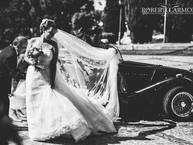 La boda de Roberto y Verónica  en Toledo, Toledo 11