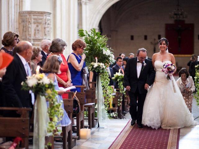 La boda de Roberto y Verónica  en Toledo, Toledo 12