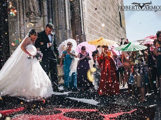 La boda de Roberto y Verónica  en Toledo, Toledo 15