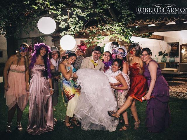 La boda de Roberto y Verónica  en Toledo, Toledo 31