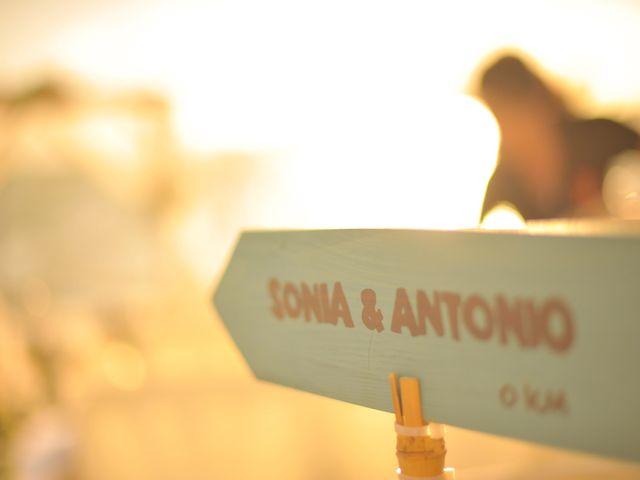 La boda de Antonio y Sonia en La Manga Del Mar Menor, Murcia 7