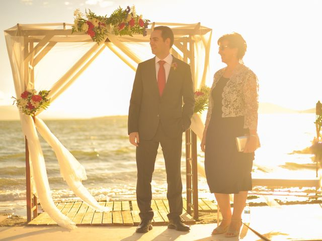 La boda de Antonio y Sonia en La Manga Del Mar Menor, Murcia 8