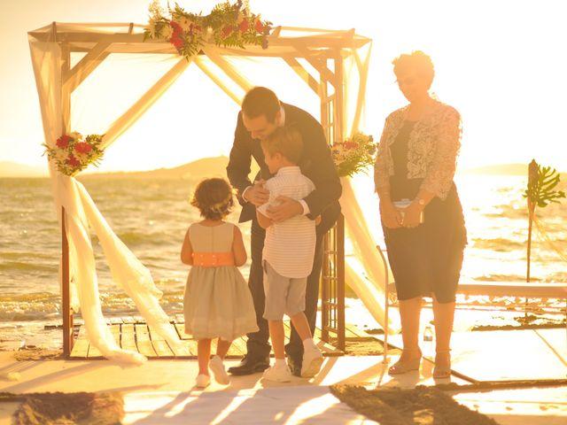 La boda de Antonio y Sonia en La Manga Del Mar Menor, Murcia 9