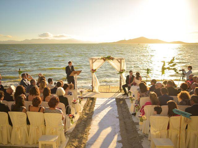 La boda de Antonio y Sonia en La Manga Del Mar Menor, Murcia 10