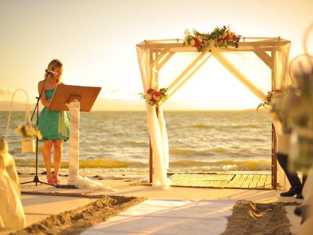 La boda de Antonio y Sonia en La Manga Del Mar Menor, Murcia 13