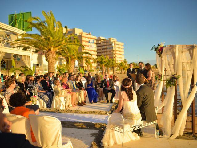 La boda de Antonio y Sonia en La Manga Del Mar Menor, Murcia 14