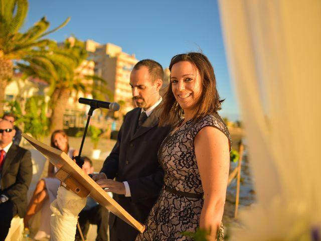 La boda de Antonio y Sonia en La Manga Del Mar Menor, Murcia 15