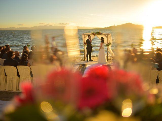 La boda de Antonio y Sonia en La Manga Del Mar Menor, Murcia 17