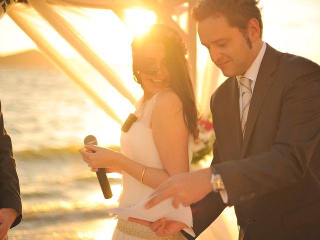 La boda de Antonio y Sonia en La Manga Del Mar Menor, Murcia 20