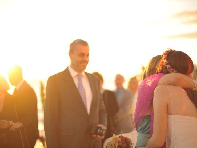 La boda de Antonio y Sonia en La Manga Del Mar Menor, Murcia 24