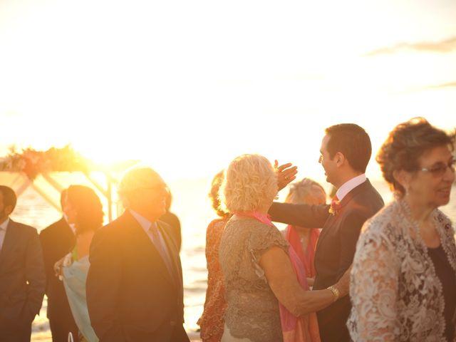 La boda de Antonio y Sonia en La Manga Del Mar Menor, Murcia 25
