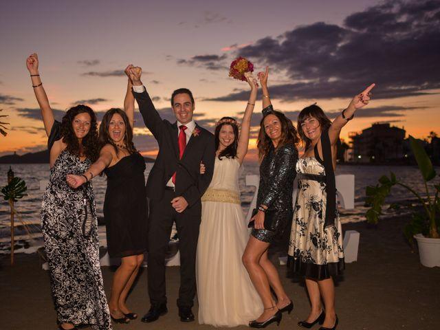 La boda de Antonio y Sonia en La Manga Del Mar Menor, Murcia 31