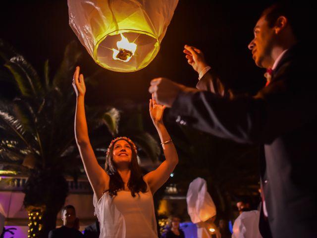 La boda de Antonio y Sonia en La Manga Del Mar Menor, Murcia 40