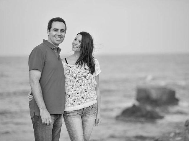 La boda de Antonio y Sonia en La Manga Del Mar Menor, Murcia 1