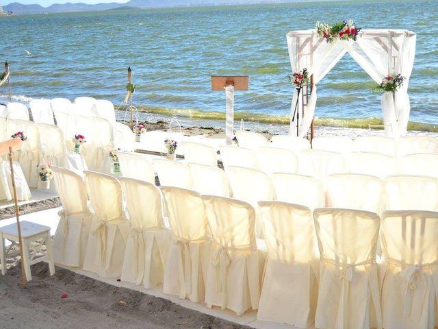 La boda de Antonio y Sonia en La Manga Del Mar Menor, Murcia 3