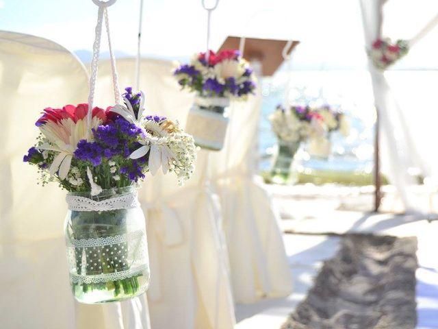 La boda de Antonio y Sonia en La Manga Del Mar Menor, Murcia 4