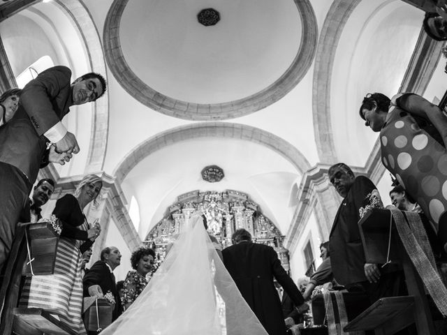 La boda de César y Andrea en Ponferrada, León 30