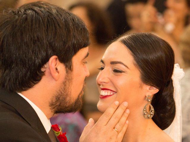 La boda de César y Andrea en Ponferrada, León 37