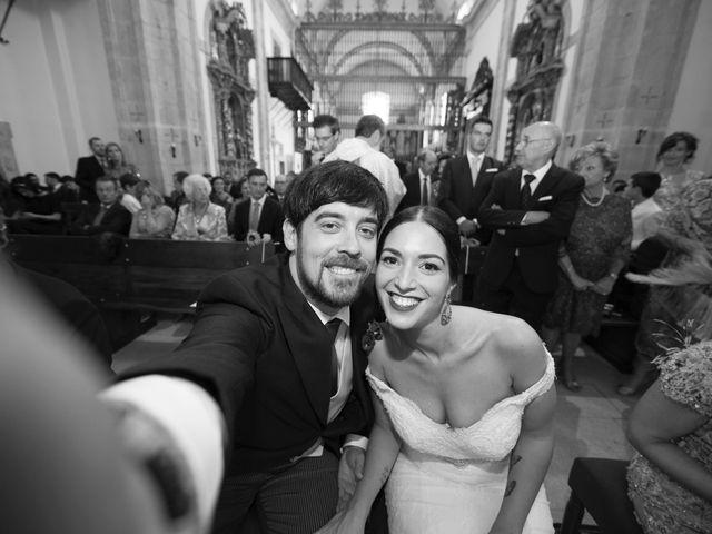 La boda de César y Andrea en Ponferrada, León 38