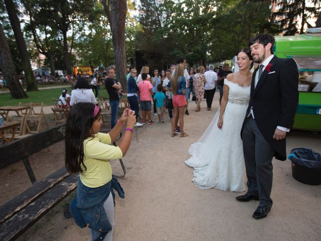 La boda de César y Andrea en Ponferrada, León 48