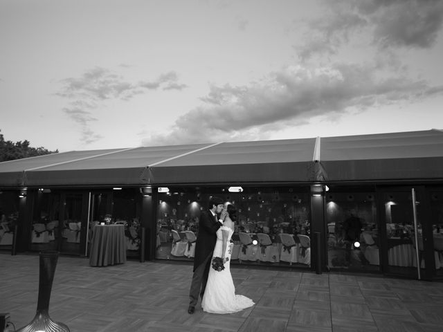 La boda de César y Andrea en Ponferrada, León 50