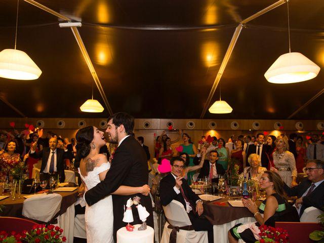 La boda de César y Andrea en Ponferrada, León 54