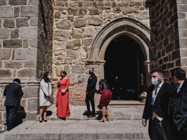 La boda de Soraya y Pablo en Robledo De Chavela, Madrid 29