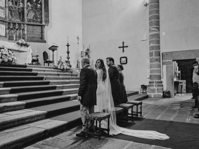 La boda de Soraya y Pablo en Robledo De Chavela, Madrid 34