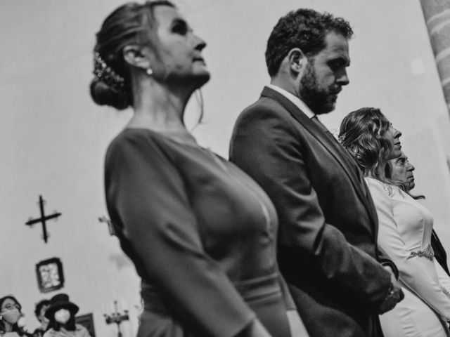 La boda de Soraya y Pablo en Robledo De Chavela, Madrid 37